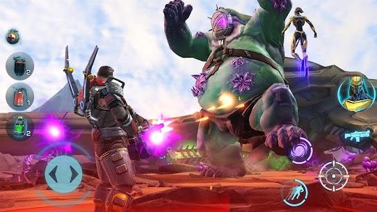 Evolution 2: Battle for Utopia Mod Apk 0.714.88445 (High Weapon Damage + One Shot Kill) 8