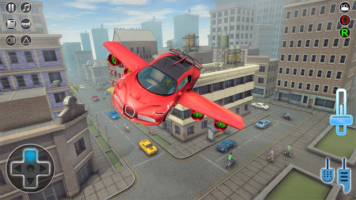 Flying Car Rescue Game 3D: Flying Simulator 1.9 screenshots 12