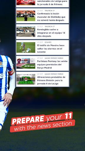 LaLiga Fantasy MARCAufe0f 2021: Soccer Manager 4.4.10 screenshots 15