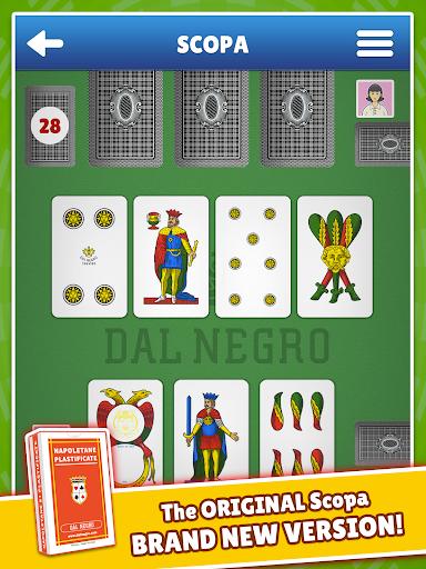 Scopa Dal Negro 2.5.2 screenshots 6