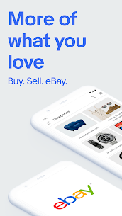 eBay marketplace  Buy, sell amp  save money on brands Apk Download New 2021 3