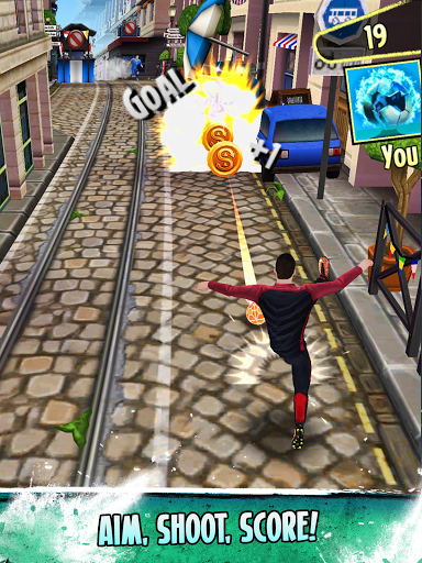 Cristiano Ronaldo: Kick'n'Run u2013 Football Runner android2mod screenshots 15