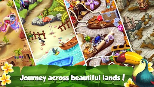Mahjong World Adventure - The Treasure Trails 1.0.37 screenshots 2