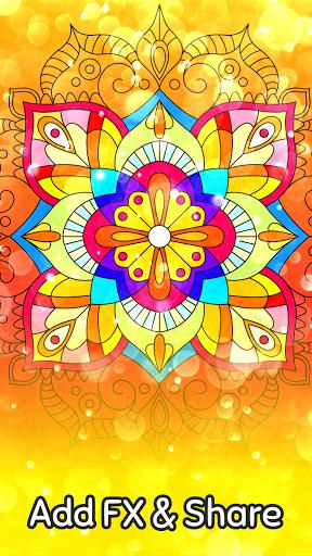 Mandala Coloring Pages 16.2.6 Screenshots 11