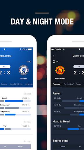 BeScore - Live Scores, Prediction, Analysis  Screenshots 6