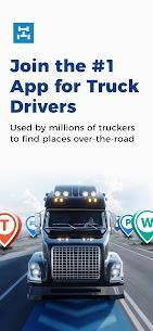 Trucker Path: Truck GPS Truck Stops Weigh Stations 1