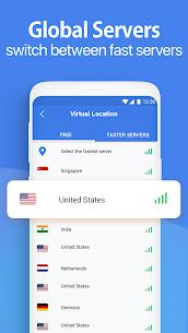 Snap VPN – Unlimited Free & Super Fast VPN Proxy Mod 4.4.2 2