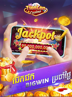 Tien len Casino - Kla Klouk, Lengbear 777 1.06 Screenshots 10
