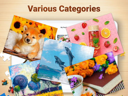 Jigsaw Puzzles - Puzzle Game modavailable screenshots 23