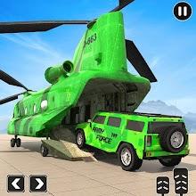US Army Vehicles Transport Truck: Simulator Games APK