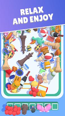 Match Triple 3D - Matching Relaxing Gameのおすすめ画像3