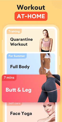 Download APK: Women Workout at Home – Female Fitness v1.2.4 [Premium]