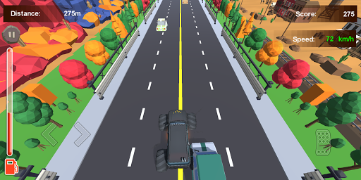 Car Endless Racing Game for Kids screenshots 14