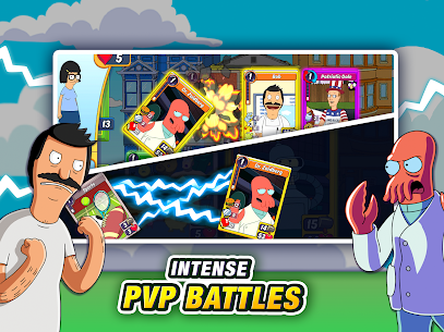 Animation Throwdown mod apk 8