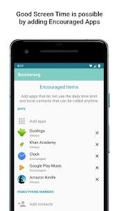 Boomerang Parental Control – Screen Time app Apk 4