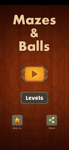 Mazes & Balls  screenshots 1