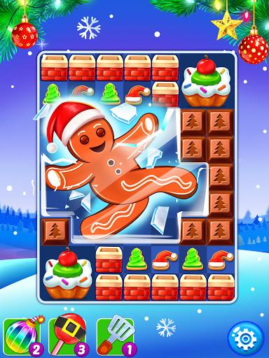 Christmas Cookie - Santa Claus's Match 3 Adventure 3.3.5 screenshots 9