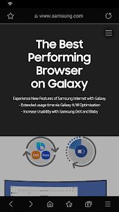 Samsung Internet Browser Apk download