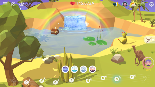 My Oasis : Calming and Relaxing Idle Game  screenshots 12