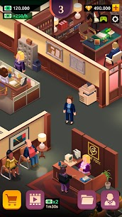 Law Empire Tycoon – Idle Game Justice Simulator Mod Apk 1.9.3 (Unlimited Money) 6