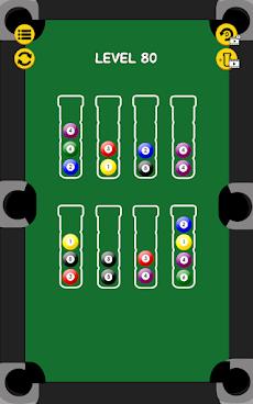 Sort It 2D - Ball Sort Puzzleのおすすめ画像5