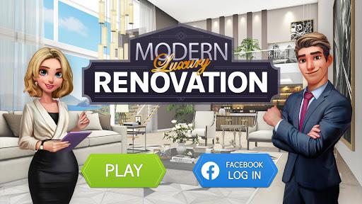 Home Design: Modern Luxury Renovation 1.0.17 screenshots 6