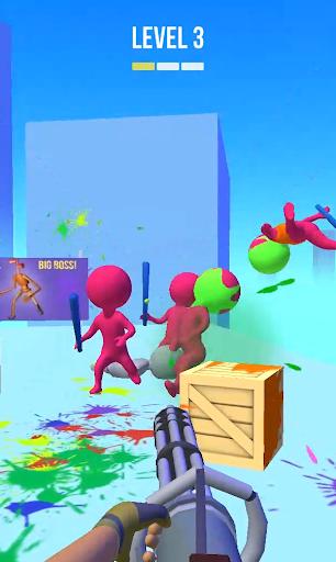 Paintball Shoot 3D - Knock Them All 0.0.1 screenshots 1