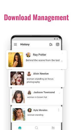 Story saver, Video Downloader for Instagram 1.5.3 Screenshots 4
