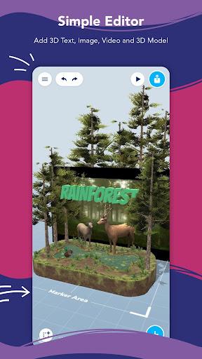 Assemblr - Make 3D, Images & Text, Show in AR! 3.394 Screenshots 2