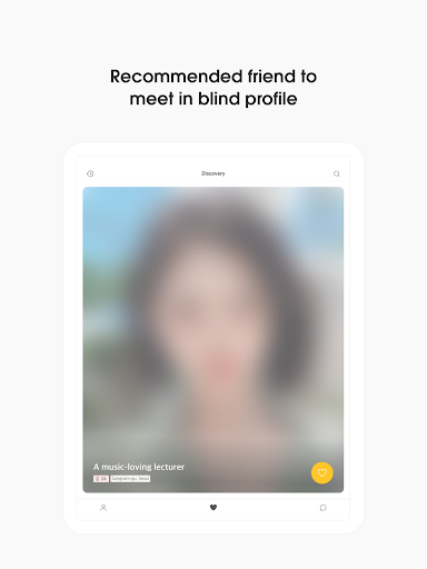 Blurry - Blind Dating android2mod screenshots 9