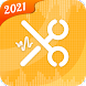 AudioCut - MP3 Cutter and  Ringtone Maker, Editor - Androidアプリ
