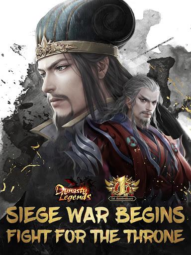 Dynasty Legends: True Hero Rises from Chaos apkdebit screenshots 8