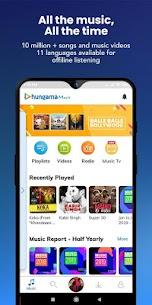 Hungama Music Stream Download MP3 v5.2.24 MOD APK 1