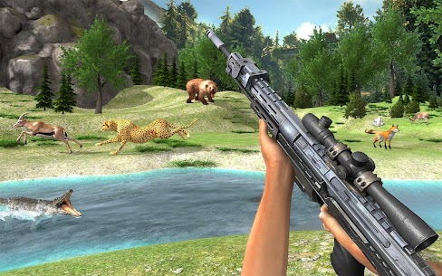 Real Jungle Animals Hunting — Best Shooting Game 3