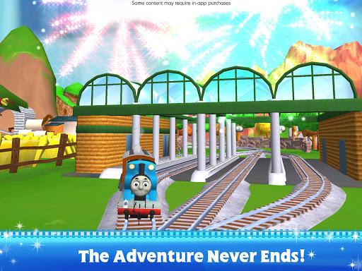 Thomas & Friends: Magical Tracks  Screenshots 9