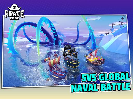 Pirate Code - PVP Battles at Sea apktram screenshots 6