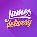James Delivery: Entrega de Mercado, Farmácia e +