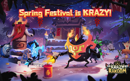 Krazy Kakoom 1.1.33 screenshots 1