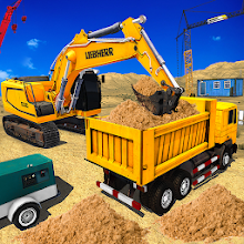 Heavy Excavator Crane 2019: City Construction Pro Download on Windows