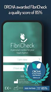 FibriCheck - Check your heart, prevent strokes 1.11.0 Screenshots 8