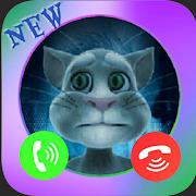 Cat Tom Fake Vedio Call for Talk (prank)