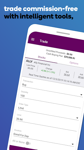 Foto do Ally Mobile: Banking & Investing