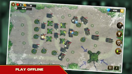 Tower Defense: Toy War  screenshots 5
