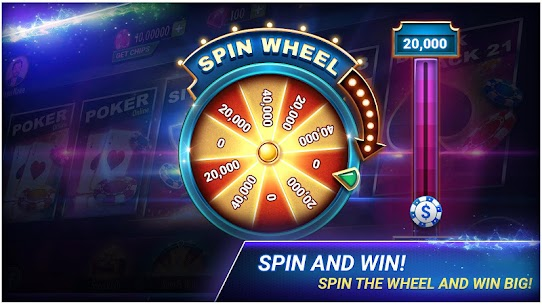 Poker Offline MOD (Unlimited Chips/Money) 5