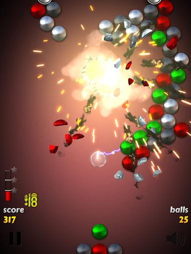 Magnet Balls Free: Match-Three Physics Puzzle screenshots 15