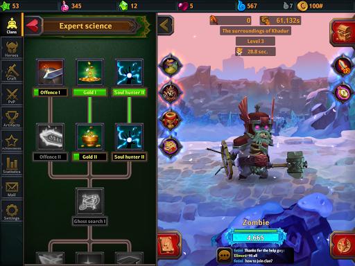Dungeon Crusher: Soul Hunters  screenshots 14