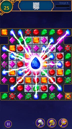 Jewels Magic: Mystery Match3 20.1125.00 screenshots 17