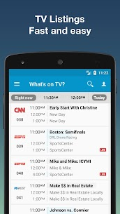 TV Listings by TV24 For Pc – Free Download For Windows 7/8/10 And Mac 1