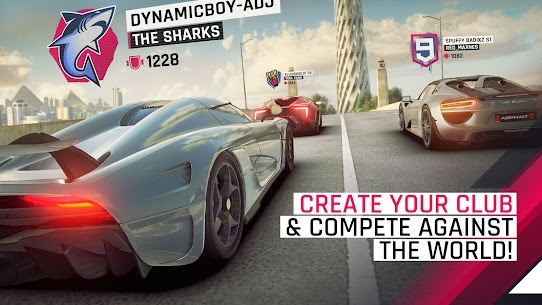 Asphalt 9 Legends Mod APK-Unlimited Money Download [Latest]2021-Car Racing Game 5