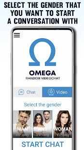 OMEGA, RANDOM VIDEOCHAT 2.3 Screenshots 2